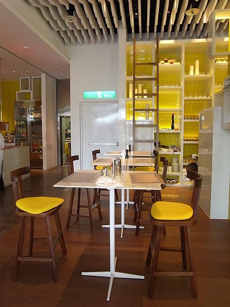 台北市W Taipei:The Kitchen Table西餐廳2 (4).JPG