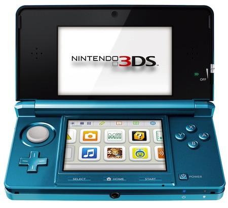 任天堂首三個月虧損 255 億日元,3DS 大幅降價,並下修全年盈利 82%