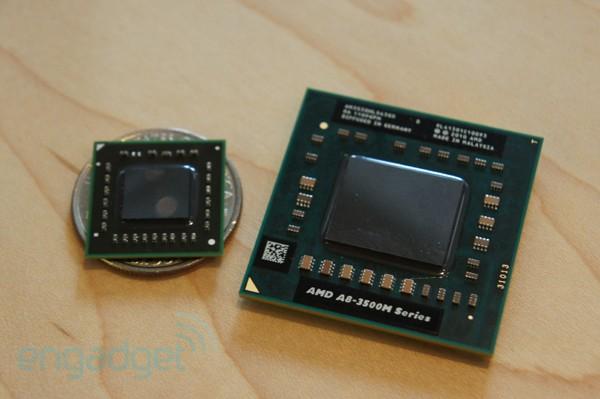 AMD A4 - 3300和A4 - 3400的APU準備出貨