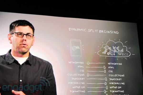 Amazon 發表在雲端繪製網頁的 Silk 瀏覽器