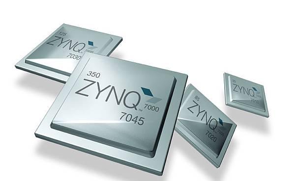 賽靈思全球首款可擴充處理平台Zynq-7000元件開始出貨