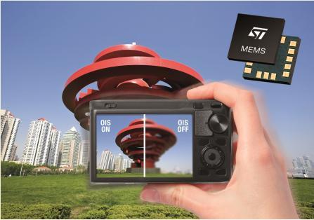 【MWC】意法半導體(ST)展示可提升手機拍照品質的突破性技術
