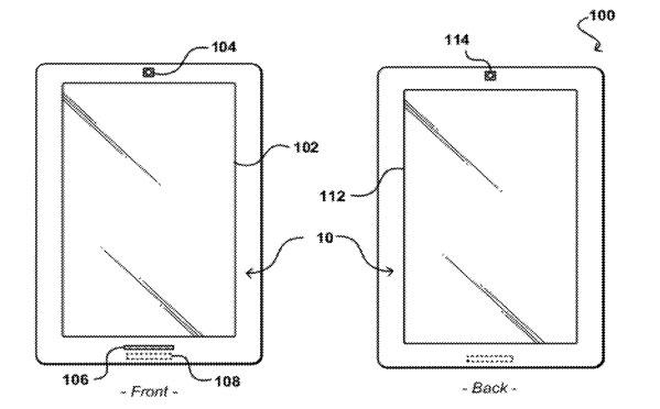 Amazon 申請雙螢幕顯示裝置專利,要讓電子墨水與液晶螢幕成為哥倆好