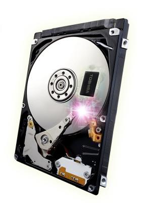 東芝發表首款Hybrid混合式硬碟機