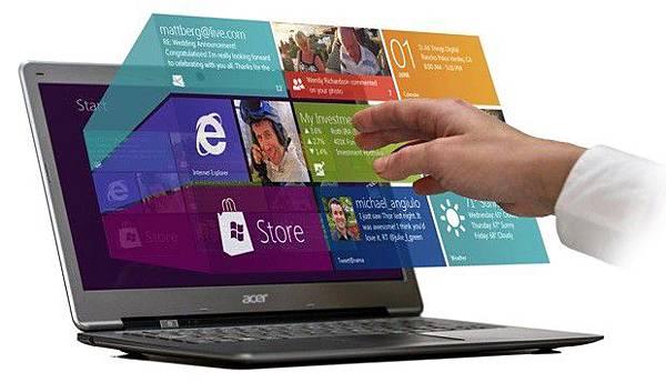 Elliptic Labs 推出支援 Windows 8 的非接觸式控制技術