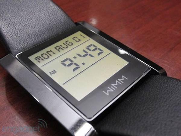 Google 靜悄悄買下了智慧型手錶製造商 WIMM Labs