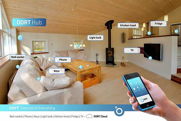 智能家居中樞OORT:不僅是家電,所有物品都要連網