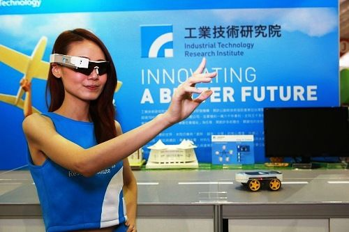 工研院最新技術成果在Touch Taiwan 2014亮相