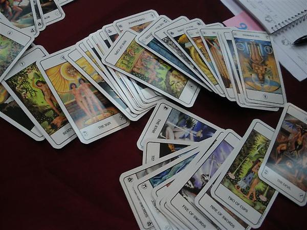 塔羅古文明牌卡