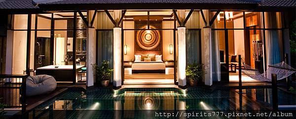 悅榕莊_Deluxe Pool Villa01