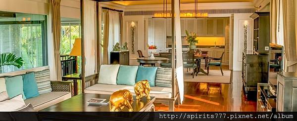 班達琳安_Three-Bedroom Napa Reserve Villa