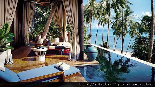 四季_Beachfront Villa