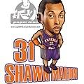 太陽彈簧腿-Shawn Marion
