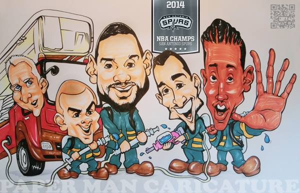 2014 NBA Champs