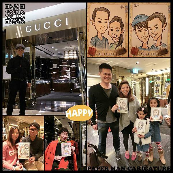 GUCCI In Taichung  2015/02