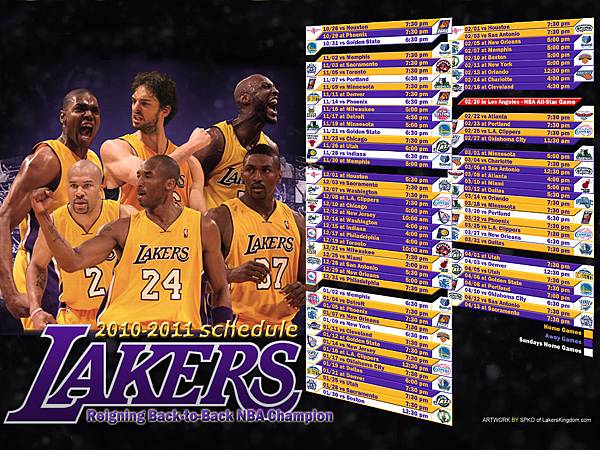 10-11 Lakers Schedule Regular Side.jpg