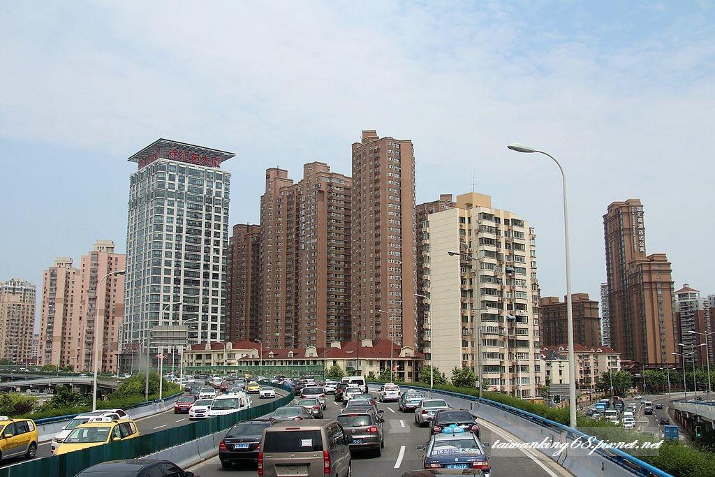 上海黃浦江外灘