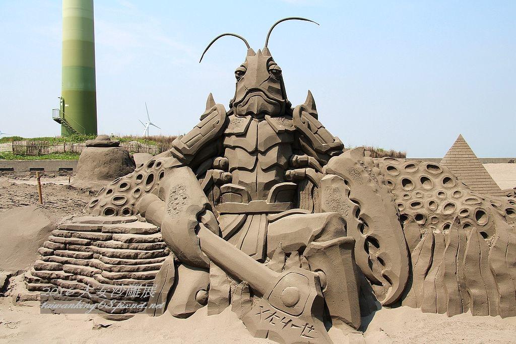 2016臺中大安濱海國際沙雕展