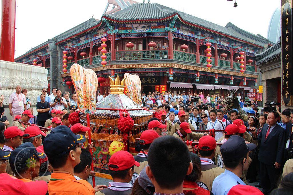 2012天津踩街活動