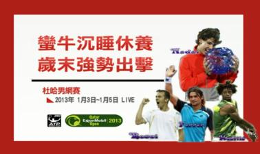 杜哈男網賽3