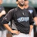KUSO MLB 看圖說瞎話 #12 藍鳥 Jose Bautista