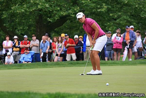2011Wegmans LPGA 曾雅妮奪冠之路Day4 (05).jpg