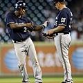 KUSO MLB 看圖說瞎話 #18 釀酒人隊 N. Morgan