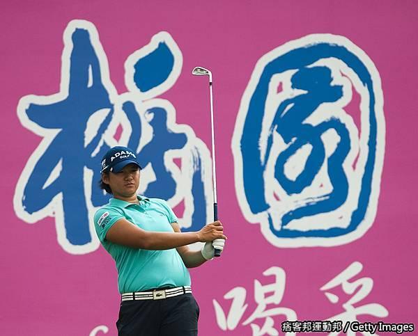 曾雅妮 2011揚昇LPGA Day1 (03).jpg