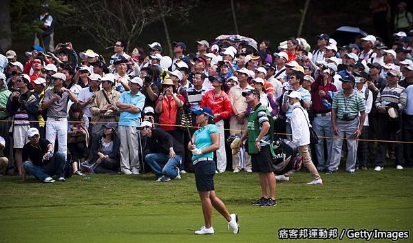 曾雅妮 2011揚昇LPGA Day1 (23).jpg