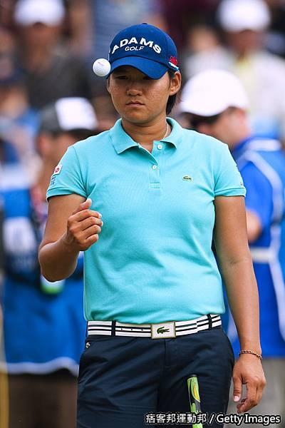 曾雅妮 2011揚昇LPGA Day1 (24).jpg