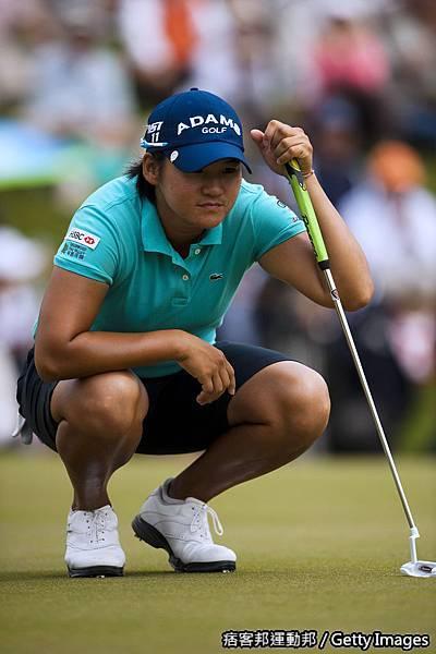 曾雅妮 2011揚昇LPGA Day1 (25).jpg