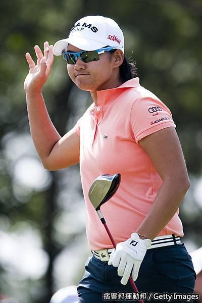 曾雅妮 2011揚昇LPGA Day3 (29).jpg