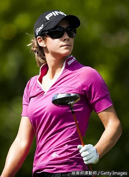 Azahara Munoz 2011揚昇LPGA Day4.jpg