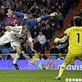 Lionel Messi, Pepe
