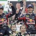 Sebastian Vettel , Mark Webber