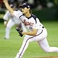 達比修有在世界棒球經典賽預賽對中國隊先發 日本4比0勝出