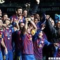 巴塞隆納笑擁2011世俱盃冠軍