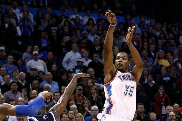 Durant:絕殺球 + 單場30分,一箭雙鵰剛剛好!