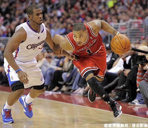 誰是NBA第一控衛?Derrick Rose VS. Chris Paul