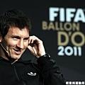 梅西(Lionel Messi) 受訪