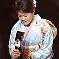 日本隊老將澤穗希(Homare Sawa) 榮獲世界足球小姐大獎