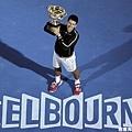 Novak Djokovic 成功衛冕男單冠軍