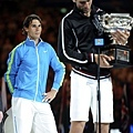 Nadal 近來已經連續七次對戰都輸給 Djokovic