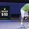 澳網史上最久的戰役 5小時53分...  賽末點出現!