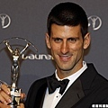 年度最佳男運動員 Novak Djokovic