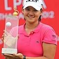 本田泰國賽 雅妮衛冕成功 本季首冠暨LPGA第13冠