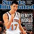 林書豪連兩週登上運動畫刊封面 JEREMY'S WORLD