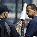 Joe Girardi , Alex Rodriguez