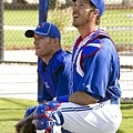 Jeff Mathis , J.P. Arencibia