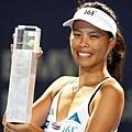 2012大馬女網賽 謝淑薇生涯首座WTA單打冠軍